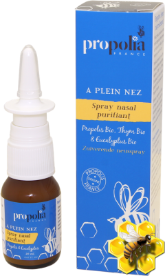 Spray Nasal Propolis - Thym